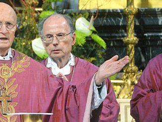 Weihbischof Johannes Kapp (87)