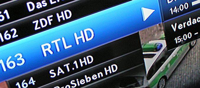 Fernsehprogramm öffentlich Rechtlich
