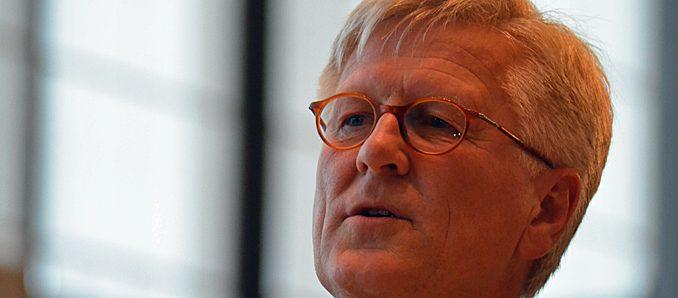 EKD-Ratsvorsitzender Heinrich Bedford-Strohm