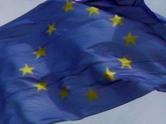 Fahne Europäische Union (EU)
