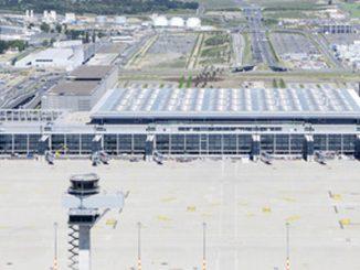 Baustelle Berliner Flughafen