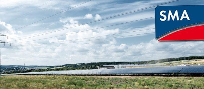 Solarstromanlage