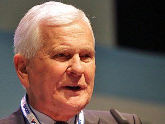 BDFL-Präsident Lutz Hangartner