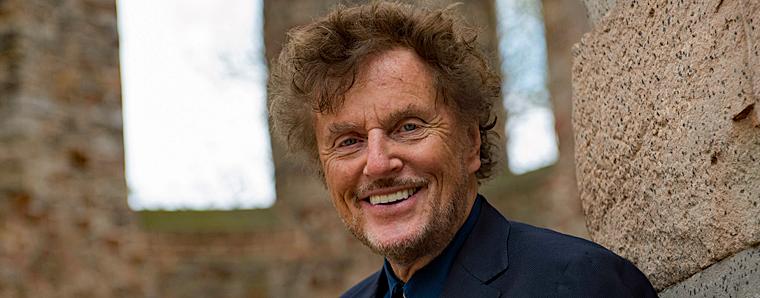Dieter Wedel. Fotos: Uwe Zucchi