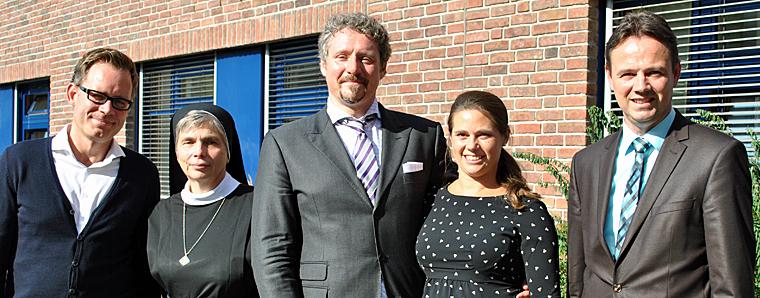 Dr. Jörg Beardi ist neuer Chefarzt der Abteilung Unfallchirurgie, Orthopädie und Sportmedizin.