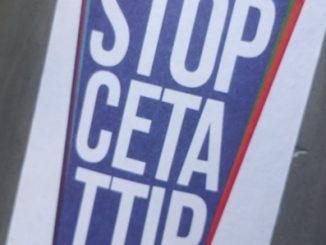 TTIP und CETA stoppen ...