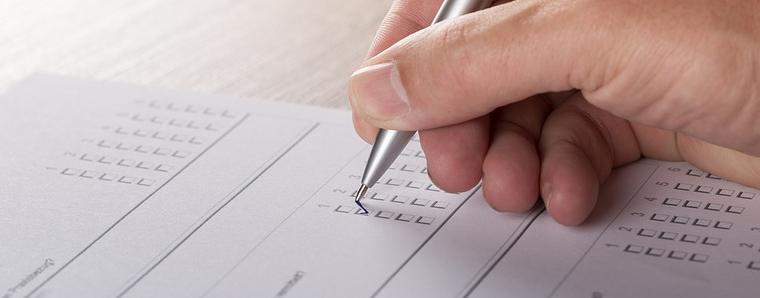 Umfrageformular