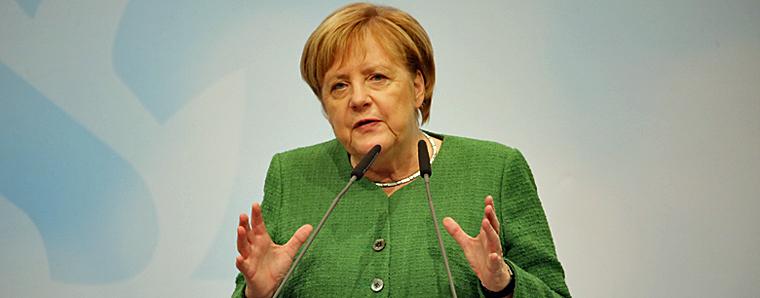 Merkel: Inzidenzwert 50 und Krankenhauskapazität oberste Ziele