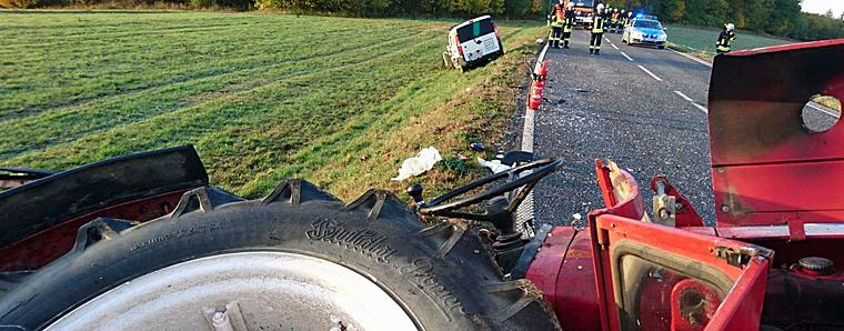 Unfälle Hessen Heute
