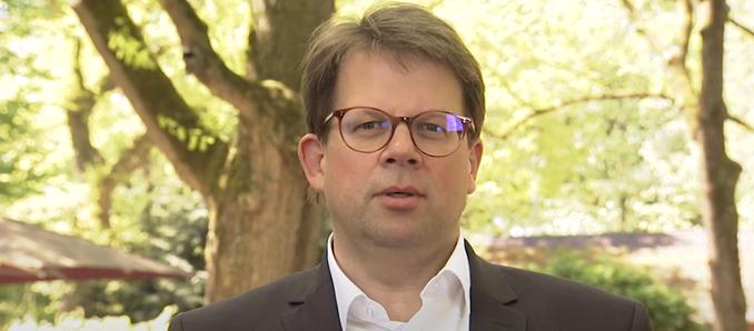 Oberbürgermeister Wingenfeld zur aktuellen Lage