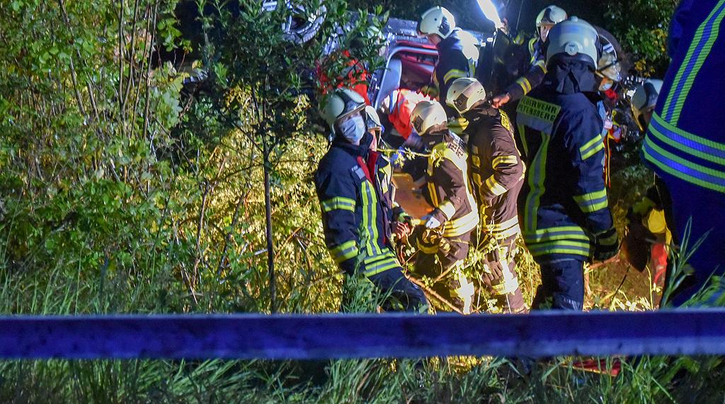 Unfall auf der A7 endet tödlich