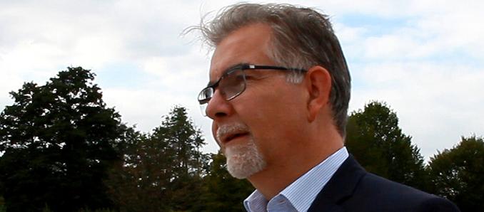 Martin Heun im Gespräch